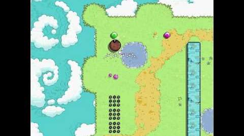 Nitrome Fluffball - level 8