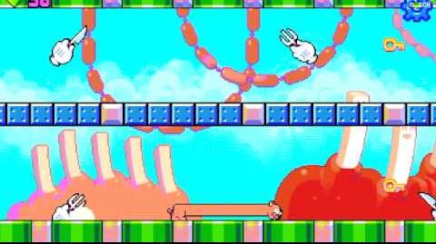 Silly Sausage in Meat Land - level 39