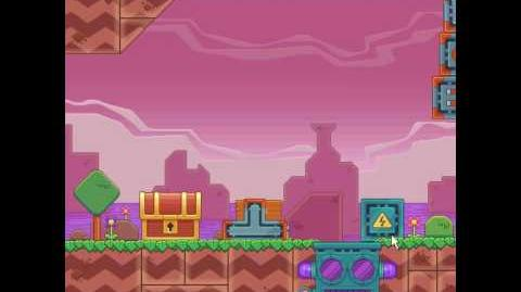 Nitrome - Power Up - Level 6