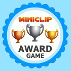 Miniclip Award Game Blue