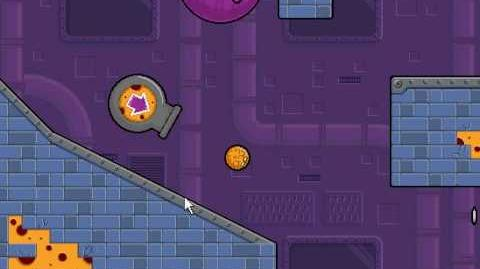 Nitrome - Cheese Dreams Level 15