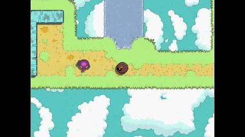 Fluffball - level 17 (all gems) keyboard