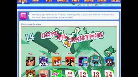 Nitrome avatars - Chick Flick chick (Steamlands)
