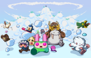 Avalanche Background