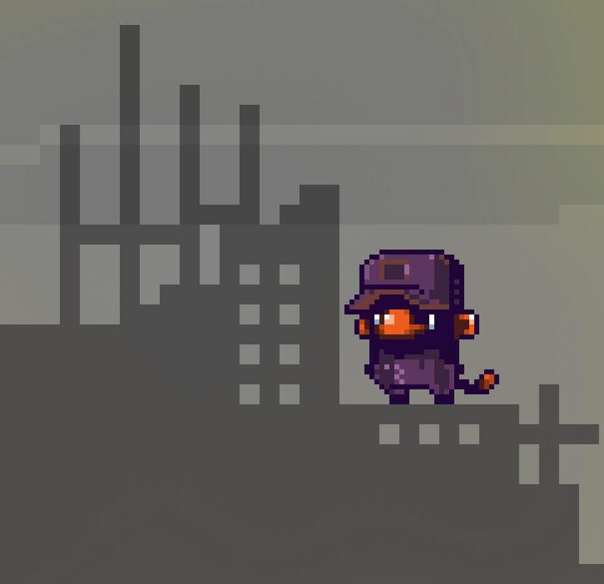 Apocalyptic Chimp