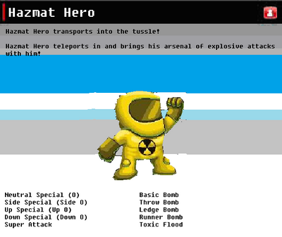 SSN Hazmat Hero
