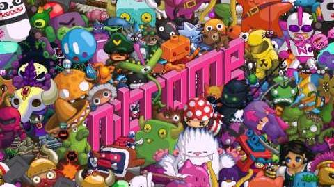 Nitrome Super Treadmill Game Song HD