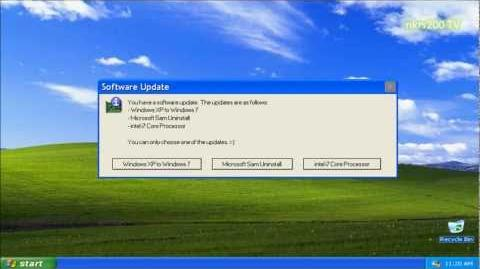Microsoft Sam reads Funny Windows Errors Season 3 Episode 2
