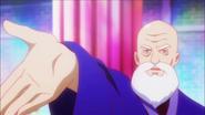 Elderly Official declares Sora as king