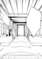 Check Point Door Manga Pic1
