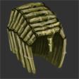 Bamboo Headmold