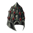 Pristine Gemmed Scaled Steelcap