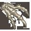 Ostosaur Claw