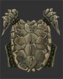 Spikeshell Turtle Breastplate