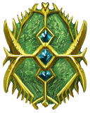 Shield of the Jeweled Dragon