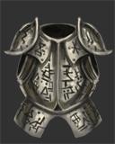Runic Steel Chestplate