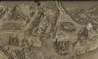 Ustenar-Map