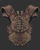 Studded Leather Torso