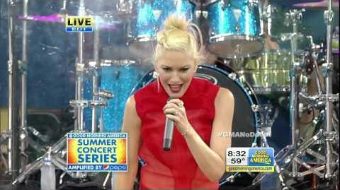 No Doubt - Settle Down Good Morning America 27 July 2012 HD 720p