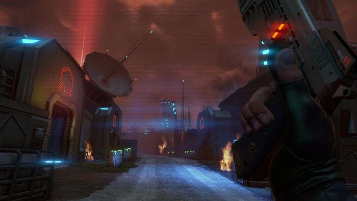 Far Cry 3- Blood Dragon No Hud