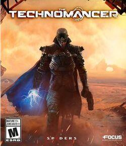 The Technomancer cover art