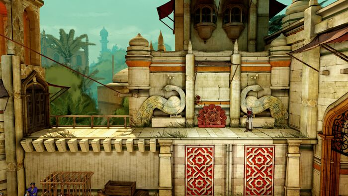 Assassin's Creed Chronicles India No Hud