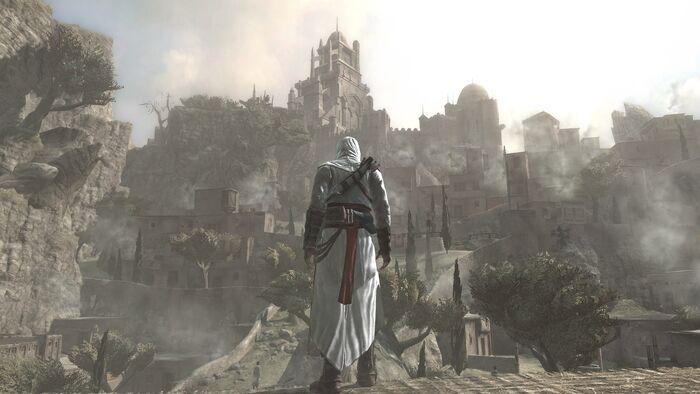 Assassin`s Creed No Hud