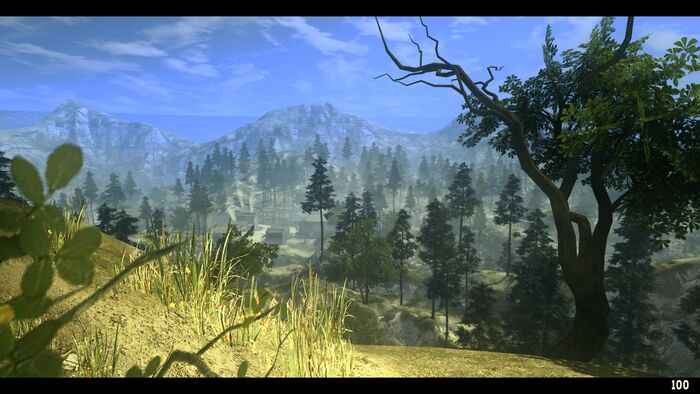Call of Juarez No Hud