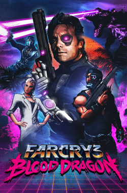 FC3 Blood Dragon Cover