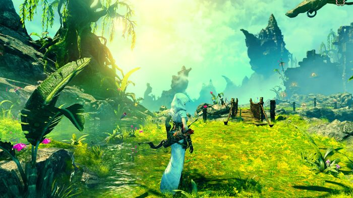Trine 3- The Artifacts of Power No Hud