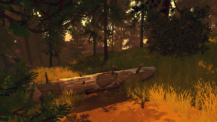 Firewatch No Hud