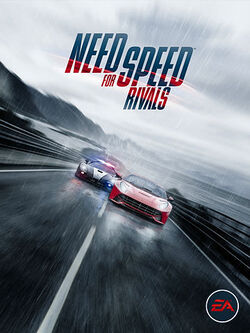 Need for Speed- Rivals Cover Art