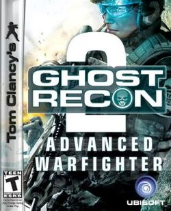 Ghost Recon Advanced Warfighter 2 Game Cover