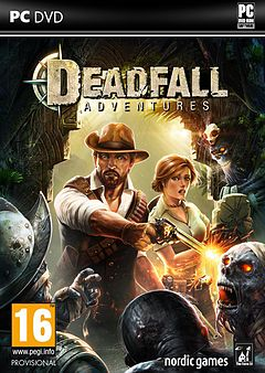 Deadfall-adventures PC box art