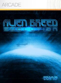 Alien Breed Evolution Cover