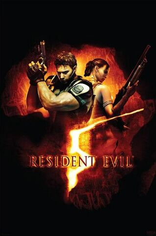 File:Resident Evil 5 poster.jpg