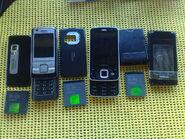 Nokia Nst-4, N96, N76