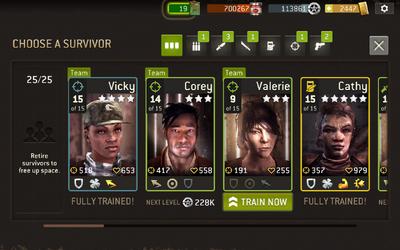 25 Survivors Slots V1.6