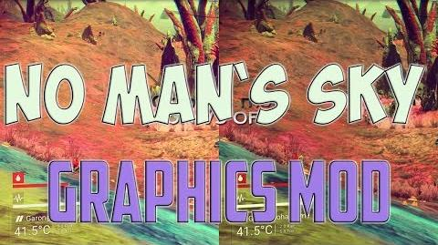 No Mans Sky Graphics mod - Ultra crisp, sharp and realistic visuals - SweetFX Reshade