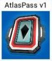 Atlas pass icon