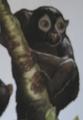 Burglar Monkey (Perfossor novus)