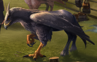 File:Hippogriff (Harry Potter).png
