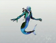 Mermaid CGI