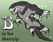 B is for Bunyip