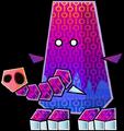 Purple Muth Scrapped