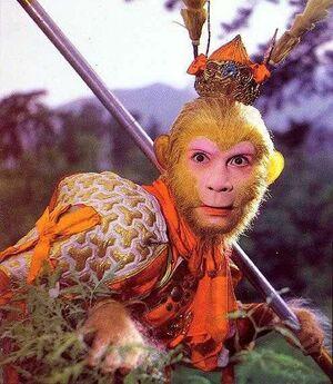 MonkeyKingSunWukong
