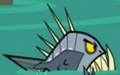 Mutant Piranha (Total Drama Island)