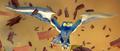 Blue Zephyr Falcon