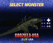 Zilla in Godzilla Generations.