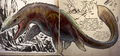 Mosasaurus suspirita